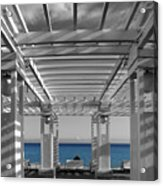 French Riviera 1c Acrylic Print