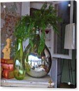 French Vases Acrylic Print