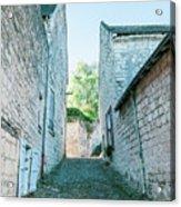 French Village Acrylic Print