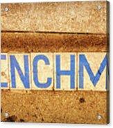 Frenchmen St. Nola Acrylic Print