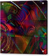 Fresnel Acrylic Print
