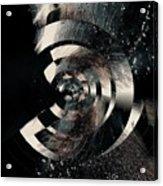 Friction Wheel Acrylic Print
