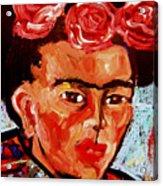 Frida Acrylic Print