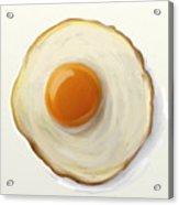 Fried Egg Acrylic Print