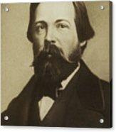 Friedrich Engels Acrylic Print
