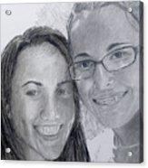 Friends Acrylic Print