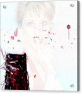 Frigid Acrylic Print