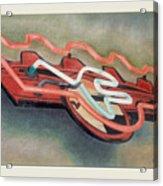 Frigidaire Acrylic Print