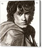 Frodo Acrylic Print