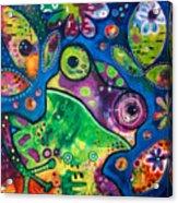Froggie Acrylic Print