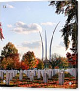 From Arlington Acrylic Print by JC Findley