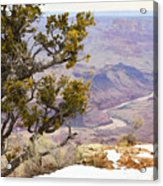 From Desert View Acrylic Print