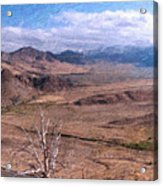 From Monitor Pass Acrylic Print