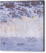 From The Beach In Bray, Ireland Acrylic Print