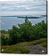 From The Top Acrylic Print