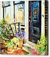 Front Porch Acrylic Print