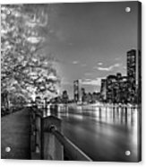 Front Row Roosevelt Island Acrylic Print