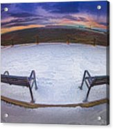Front Row Seat Acrylic Print