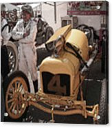 Fronty Ford 1915 Acrylic Print