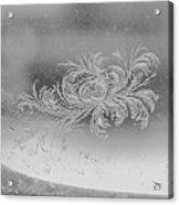 Frost 3 Acrylic Print