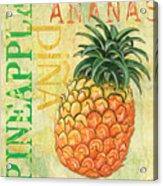 Froyo Pineapple Acrylic Print