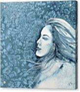 Frozen Dreams Acrylic Print