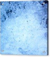 Frozen Iv Acrylic Print