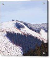 Frozen Valley 5 V2 Acrylic Print