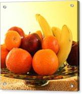 Fruit Arrangement Acrylic Print