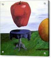 Fruit Assemblage Acrylic Print