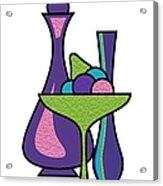 Fruit Compote Acrylic Print