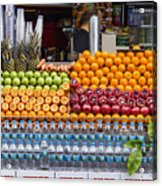 Fruit Just Stand Acrylic Print