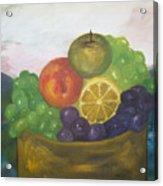 Fruit of the Land Acrylic Print
