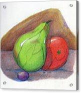 Fruit Still 34 Acrylic Print