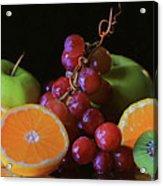 Fruit Still Life Acrylic Print