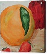 Fruits Of All Seasons Acrylic Print