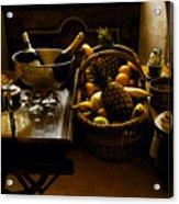Fruits Of France Acrylic Print