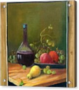Fruits Of Life Acrylic Print