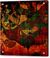 Fruits Of Our Labor Acrylic Print by The Art Of JudiLynn