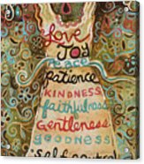 Fruits Of The Spirit Painting By Jen Norton