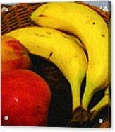 Frutta Rustica Acrylic Print
