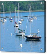 Ft Cleary,ct Acrylic Print