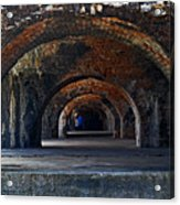 Ft. Pickens Arches Acrylic Print