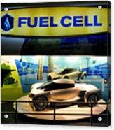 Fuel Cell Tech Acrylic Print