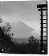 Fuji Bell Acrylic Print