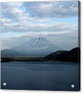 Fuji Acrylic Print
