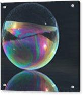 Full Bubble Acrylic Print