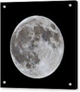 Full Moon 2 Acrylic Print