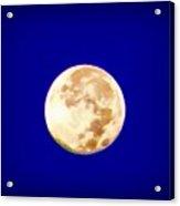 Full Moon Fever Acrylic Print