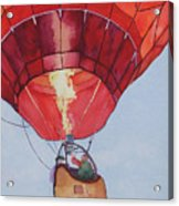 Full Of Hot Air Acrylic Print